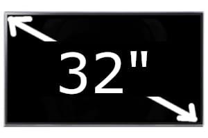 Televisores de 32 pulgadas