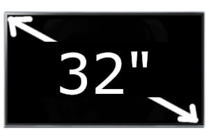Televisores LG de 32 pulgadas