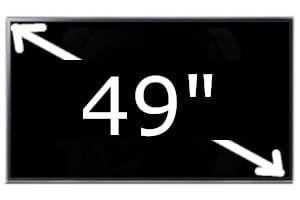 Televisores Samsung de 49 pulgadas